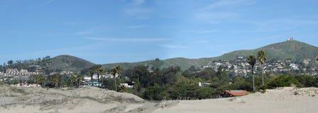 Ciudad de Oxnard, CA Foto de archivo libre de regalías