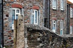 Ciudad de Padstow, Cornualles Fotos de archivo