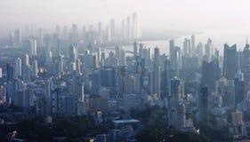 Ciudad de Panamá del Sjy Fotografía de archivo
