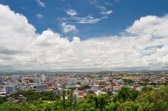 Ciudad de Pattaya Fotografía de archivo libre de regalías