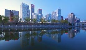 Ciudad de Pekín Imagen de archivo libre de regalías