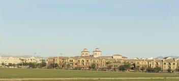 Ciudad de Peoria, AZ Fotografía de archivo libre de regalías