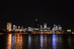 Ciudad de Perth Imagen de archivo