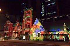 Ciudad 02 de Perth Fotos de archivo libres de regalías