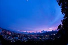 Ciudad de Phuket Fotos de archivo
