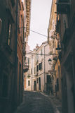 Ciudad de Piran, Eslovenia Fotografía de archivo