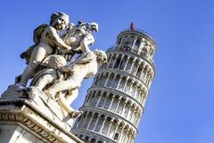 Ciudad de Pisa foto de archivo libre de regalías