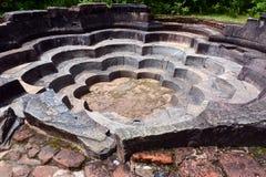 Ciudad de Polonnaruwa Imagenes de archivo