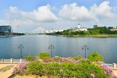 Ciudad de Putrajaya Fotografía de archivo libre de regalías