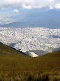 Ciudad de Quito Fotos de archivo libres de regalías