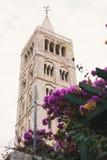 Ciudad de Rab, Croacia Fotografía de archivo