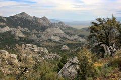 Ciudad de rocas, Idaho Foto de archivo libre de regalías