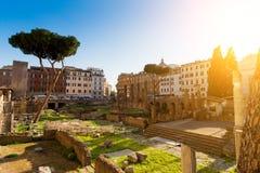 Ciudad de Roma, Italia fotografía de archivo