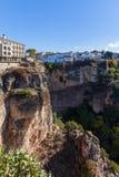 Ciudad de Ronda Imagen de archivo libre de regalías