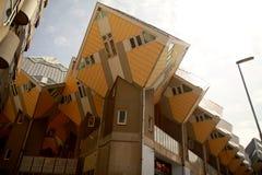 Ciudad de Rotterdam Imágenes de archivo libres de regalías