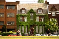 Ciudad de Rotterdam Fotos de archivo