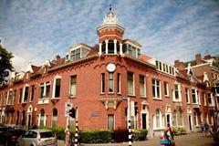 Ciudad de Rotterdam Foto de archivo