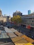 Ciudad de Rotterdam Imagen de archivo libre de regalías