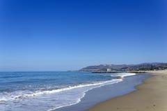 Ciudad de San Buena Ventura, CA Foto de archivo