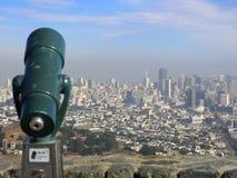 Ciudad de San Francisco Imagen de archivo libre de regalías
