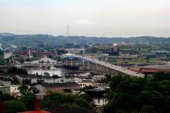 Ciudad de San Juan NOTA abajo Imagenes de archivo