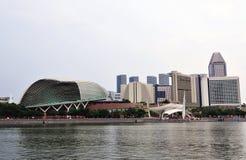 Ciudad de Singapur Fotos de archivo