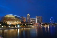 Ciudad de Singapur Imágenes de archivo libres de regalías