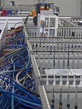 Ciudad de sistema de control Imagenes de archivo