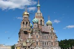 Ciudad de St Petersburg Rusia Paisajes de la parte histórica y de las calles centrales Imagenes de archivo