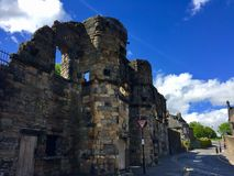 Ciudad de Stirling, Escocia Foto de archivo