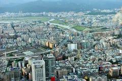 Ciudad de Taipei Imagen de archivo