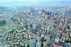 Ciudad de Taipei Fotos de archivo