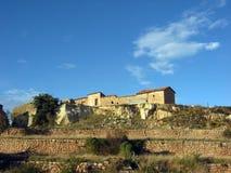 Ciudad de Teruel Foto de archivo
