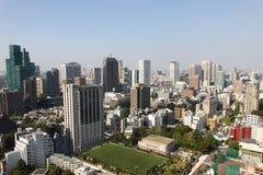 Ciudad de Tokio Imagen de archivo