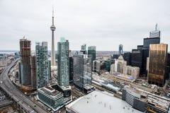Ciudad de Toronto Fotografía de archivo libre de regalías