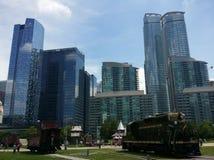 Ciudad de Toronto Foto de archivo