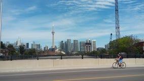 Ciudad de Toronto Imagen de archivo libre de regalías