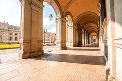Ciudad de Turín en Italia Imagen de archivo