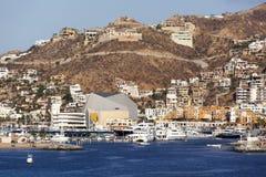 Ciudad de vacaciones de Riviera del mexicano Imagenes de archivo