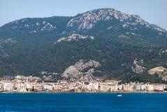 Ciudad de vacaciones del ` s Marmaris de Turquía Fotos de archivo