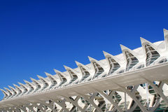 Ciudad de Valencia Foto de archivo libre de regalías