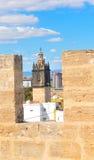 Ciudad de Valencia, España Fotos de archivo