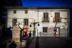 Ciudad de Valladolid Foto de archivo libre de regalías