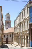 Ciudad de valparaiso, Chile imágenes de archivo libres de regalías