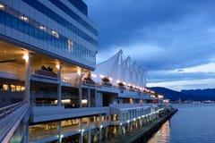 Ciudad de Vancouver, Canadá Foto de archivo libre de regalías