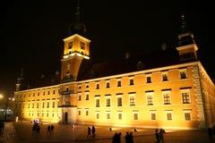 Ciudad de Varsovia Imagen de archivo libre de regalías