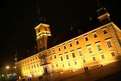 Ciudad de Varsovia Imagenes de archivo