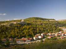 Ciudad de Veliko Tarnovo Imágenes de archivo libres de regalías