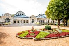 Ciudad de Vichy en Francia imagenes de archivo