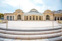 Ciudad de Vichy en Francia fotografía de archivo libre de regalías